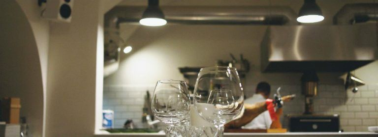 tips for saving water in restaurant