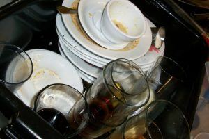 Is It Okay To Use A Handwashing Sink To Store Dirty Dishes?