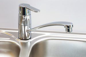 picture of a tap on a sink